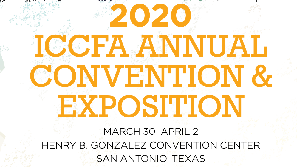 ICCFA 2020, San Antonio, TX, United Staes.