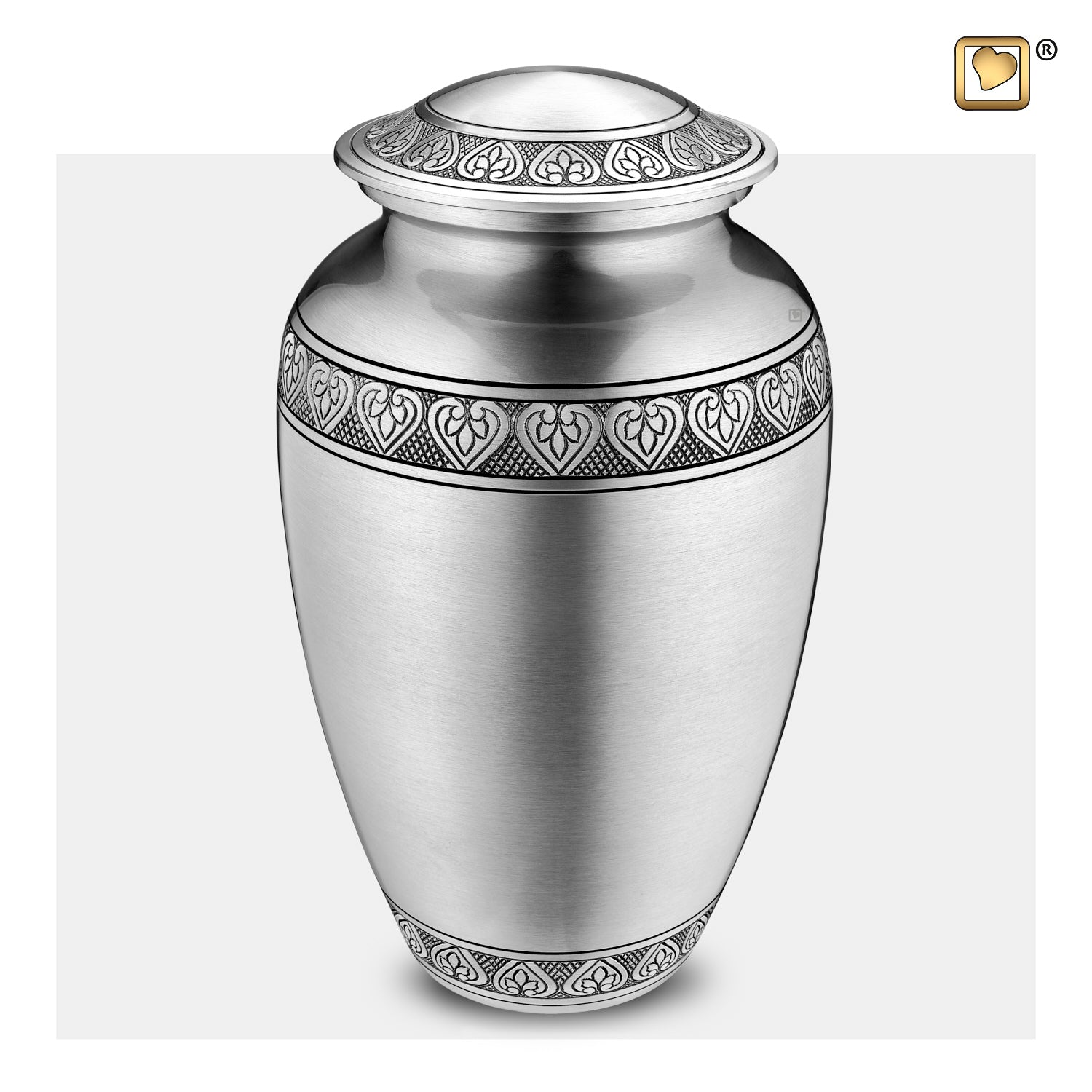 A210 ADULT CLASSIC™ PEWTER CREMATION URN