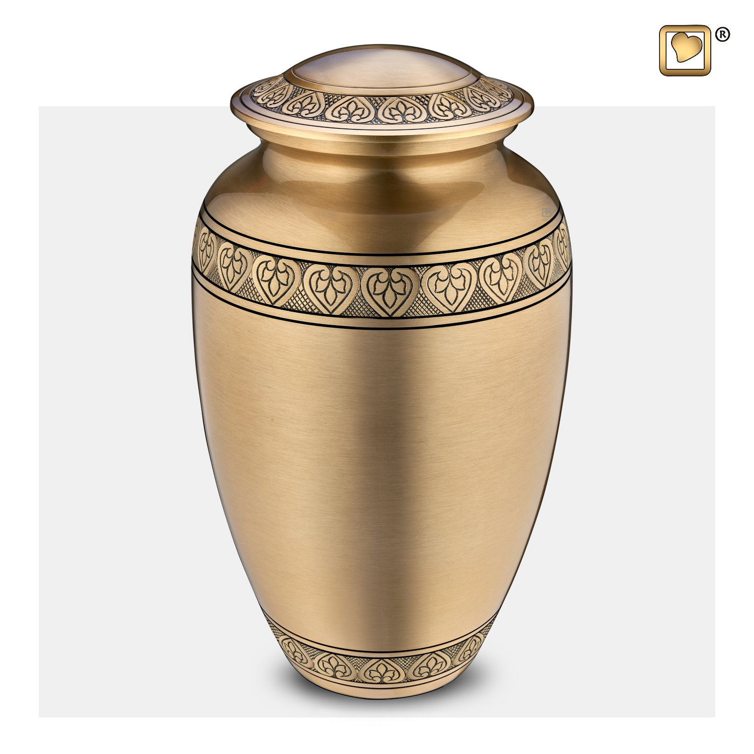 A211 ADULT CLASSIC™ GOLD CREMATION URN