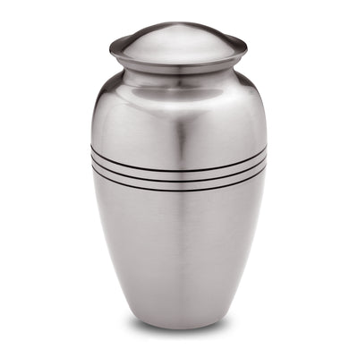A215  Radiance™ Adult Urn Bru Pewter