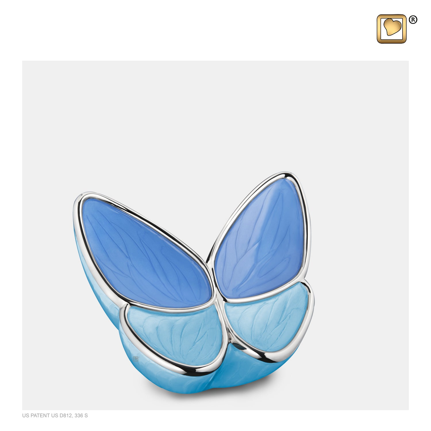K1041 KEEPSAKE WINGS OF HOPE™ BLUE