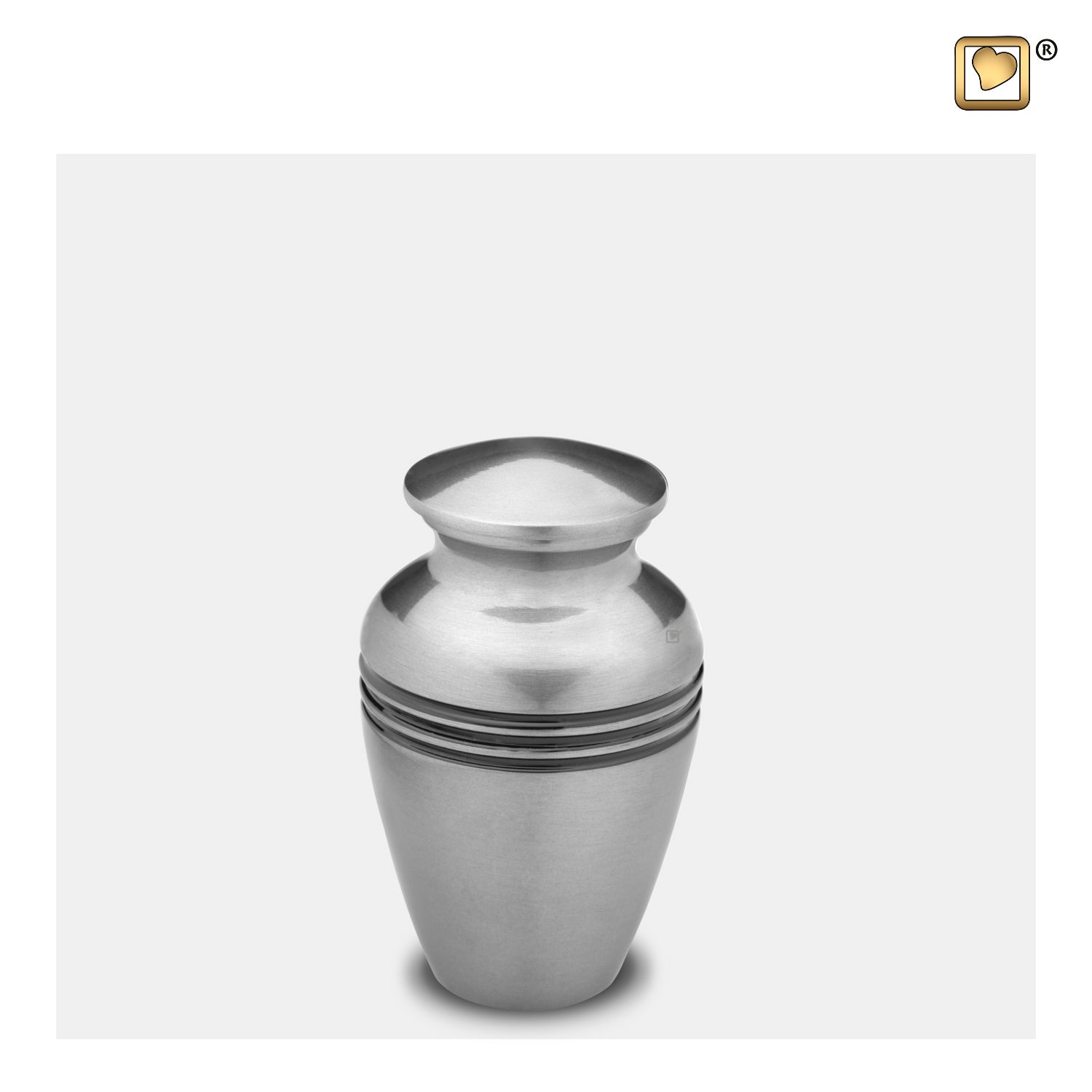 K215  Radiance™ Keepsake Urn Bru Pewter