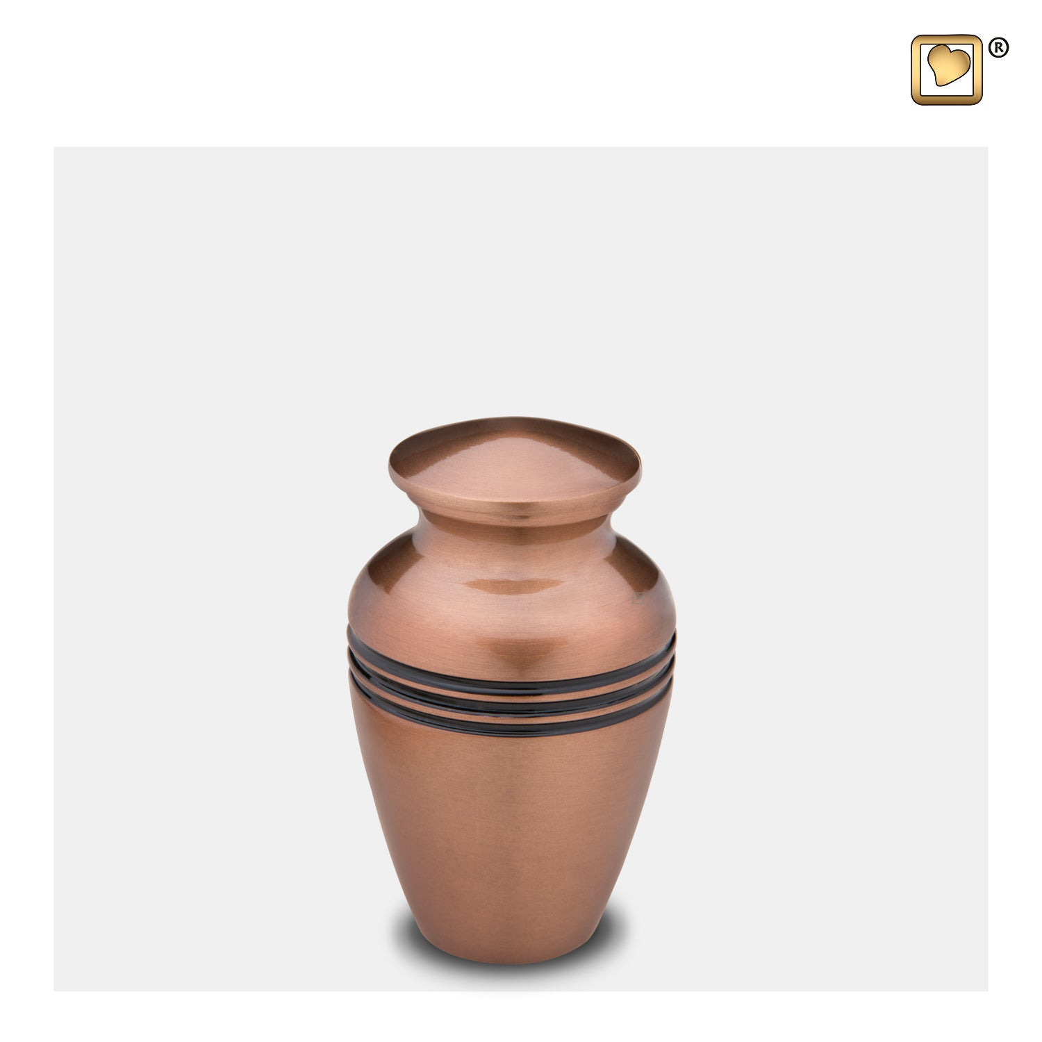K217  Radiance™ Keepsake Urn Bru Copper