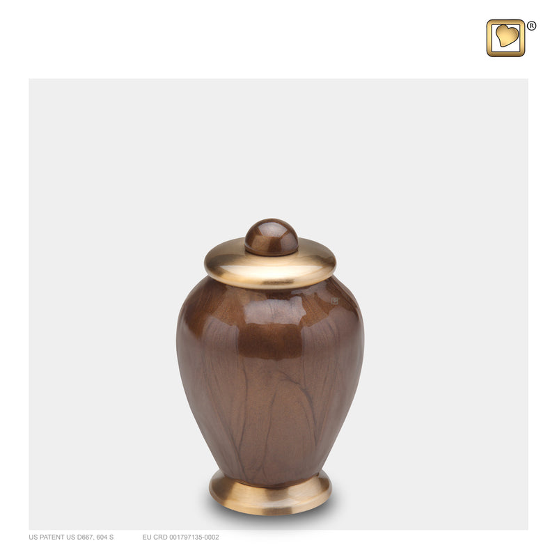 K521 KEEPSAKE TALL SIMPLICITY™ BRONZE