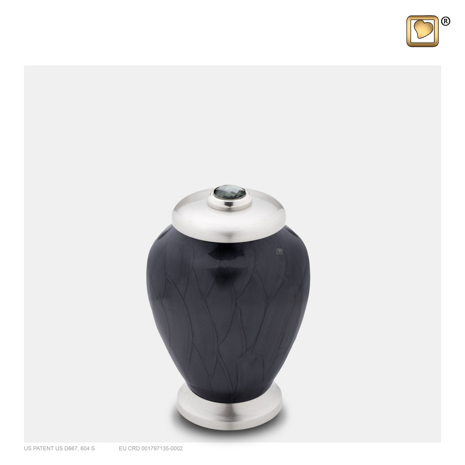 K523 KEEPSAKE TALL SIMPLICITY™ MIDNIGHT PEARL