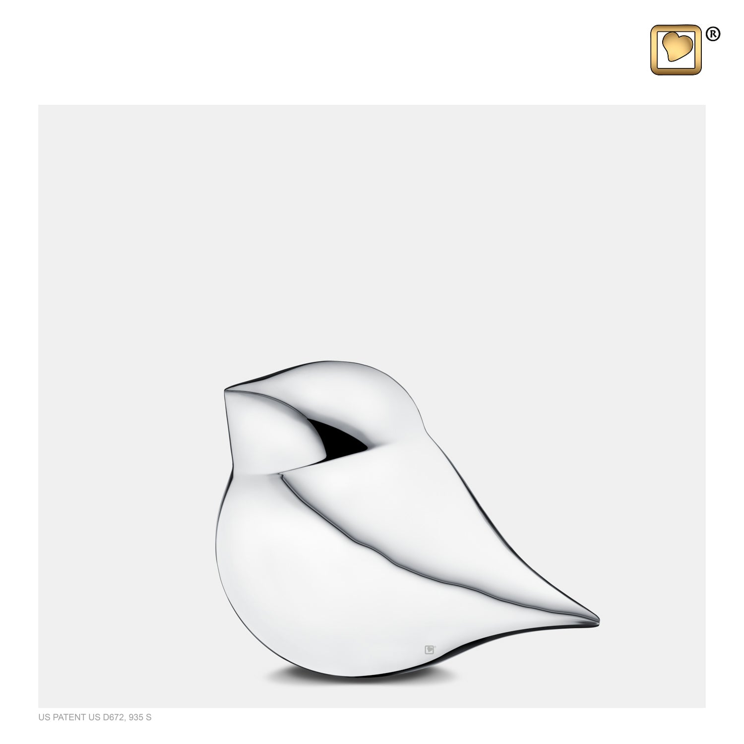 K562 KEEPSAKE SILVER SOUL BIRD™ MALE