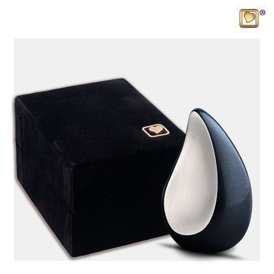K580 KEEPSAKE TEARDROP™ BRUSHED PEWTER
