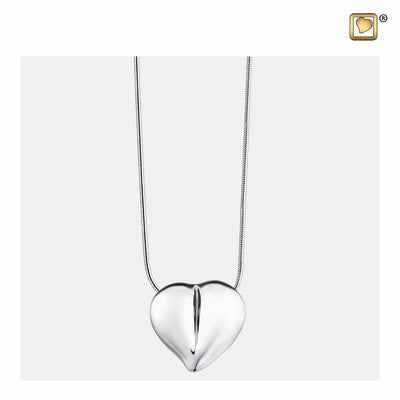 PD1010 PENDANT LoveHeart™ Rhodium Plated