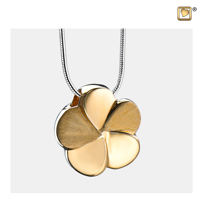 PD1071 PENDANT Bloom™ Gold Vermeil Two Tone