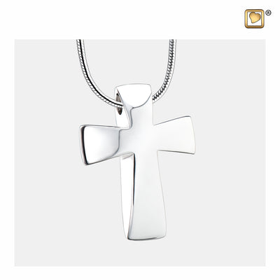 PD1090 PENDANT Cross™ Rhodium Plated