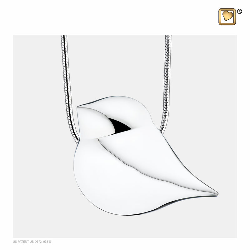 PD1280 PENDANT SoulBird™ Rhodium Plated