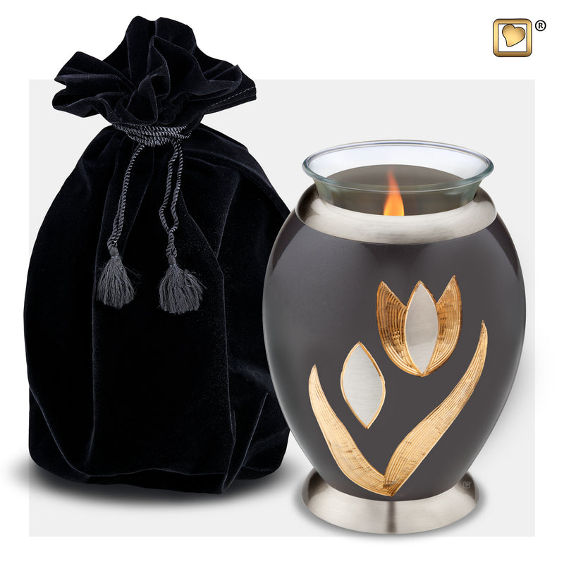 T502 TEALIGHT TULIP™