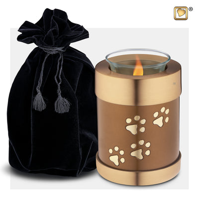 T654 TEALIGHT PET BRONZE™