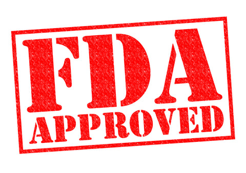 The FDA approved cellphones with minimal regulation requirements