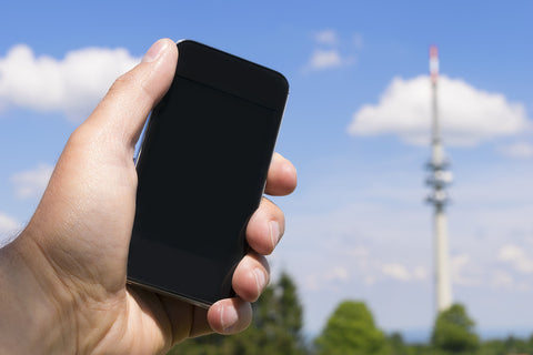 Mobile phones and their masts