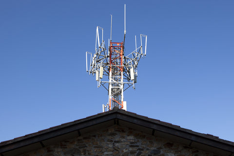 Mobile phone and telecoms masts