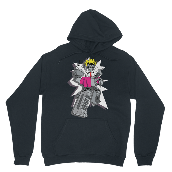 """ROBOT LOVER"" (Colour) Classic Adult Hoodie"