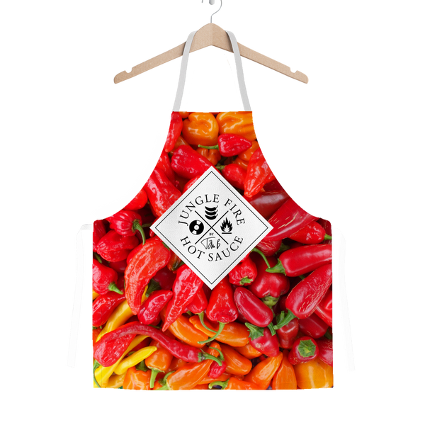 Jungle Fire Hot Chilli Apron