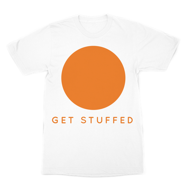 Get Stuffed (and focus on your breathing) Premium Sublimation Adult T-Shirt