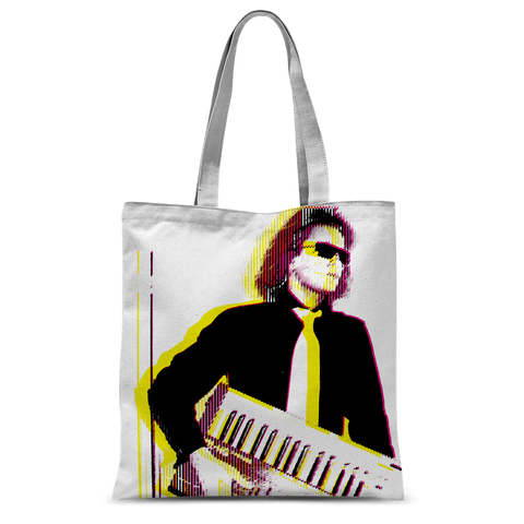 Brainstorm Tote Bag (With free album mp3 download)