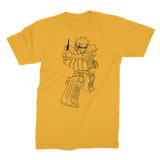 """ROBOT LOVER""  Premium Jersey Men's T-Shirt"