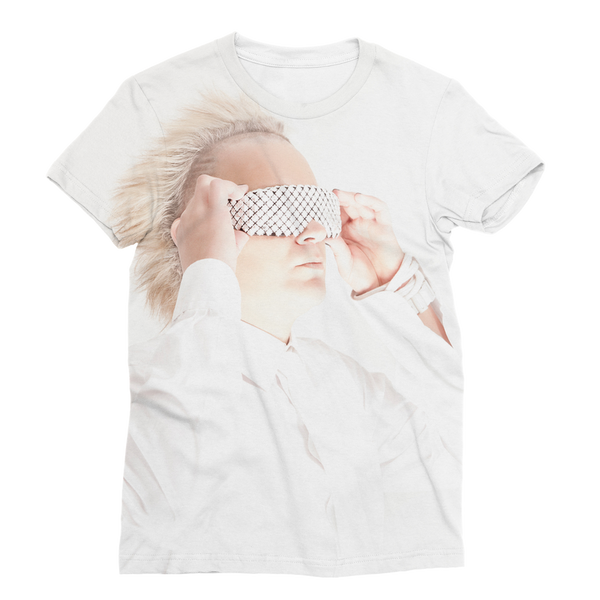 "John B ""Evolve"" All-Over Print Women's T-Shirt"
