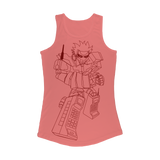 """ROBOT LOVER""  Women's Performance Tank Top"