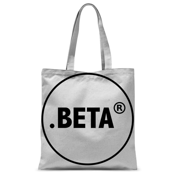 """BETA"" Tote Bag"