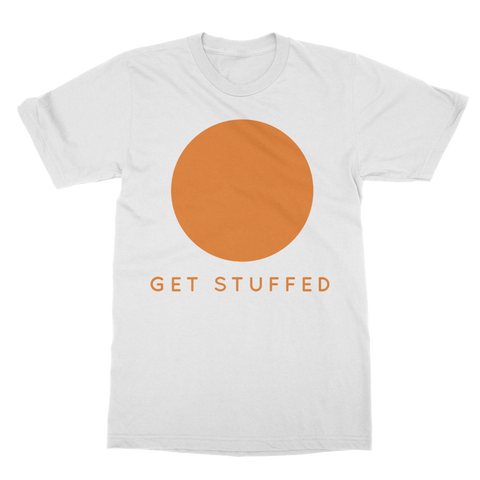 Get Stuffed (Meditate) Classic Adult T-Shirt