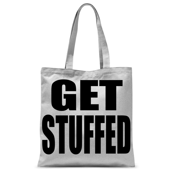GET STUFFED Tote Bag