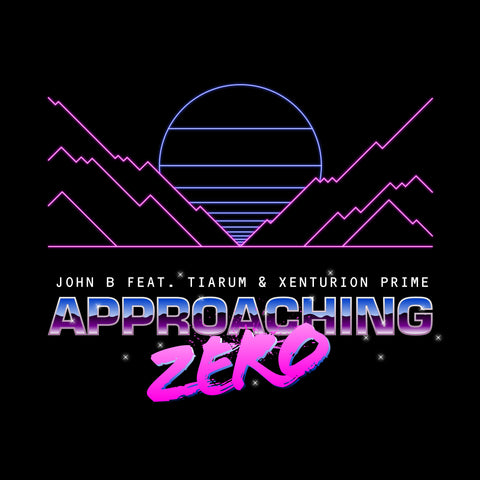 BETA055 - John B ft. Tiarum & Xenturion Prime - Approaching Zero