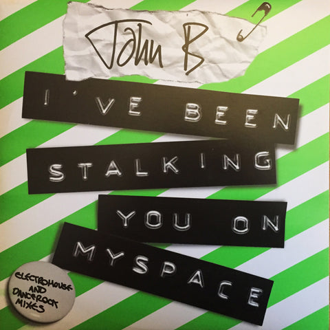 BETA017R - John B - I've Been Stalking You On Myspace [ElectroHouse Remixes]