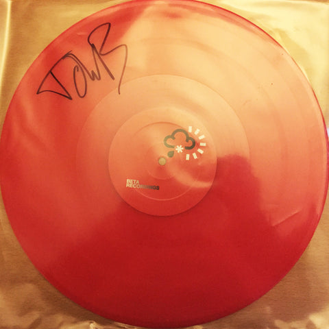 BETA019R - John B ft. Shaz Sparks - Red Sky (Subsonik & Smooth Remix b/w Original) [RED VINYL!]