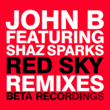 BETA019T - John B ft. Shaz Sparks - Red Sky (Dubstep Remixes) [RED VINYL!]