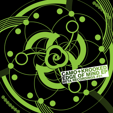BETA021 - Camo & Krooked - Edge Of Mind EP