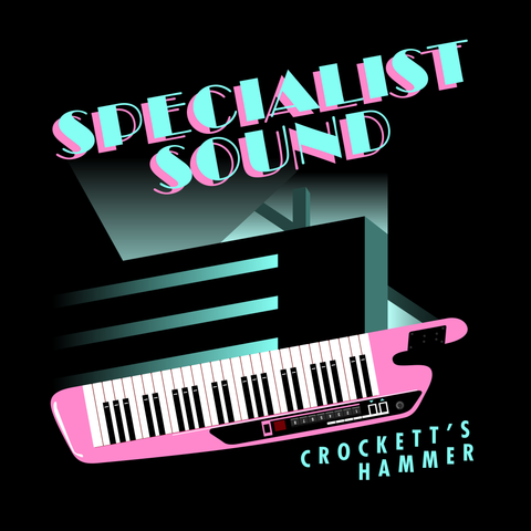 BETA056 -Specialist Sound - Crockett's Hammer EP