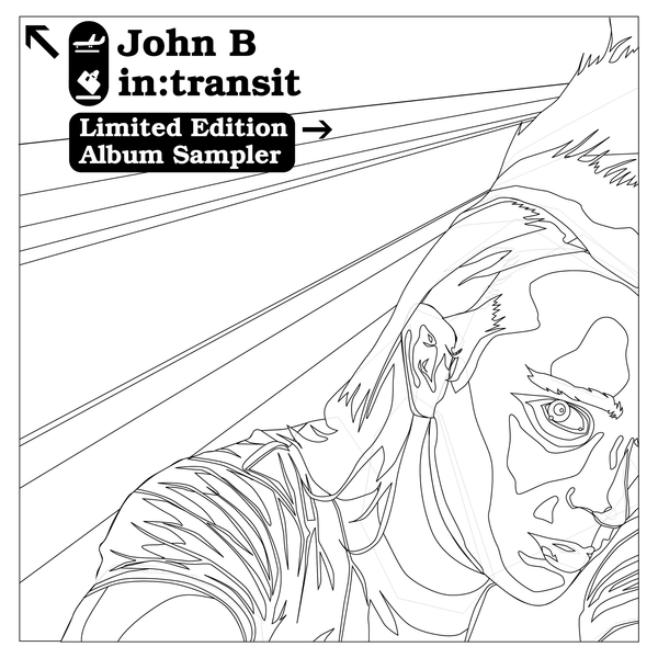 BETALP005S - John B - Midnight Air b/w Amnesia (2004)