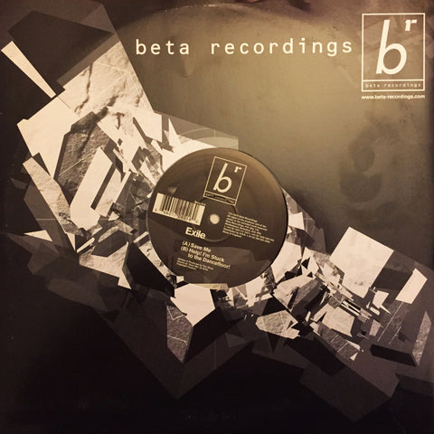 BETA013 - Exile - Save Me b/w Help I'm Stuck to the Dancefloor!