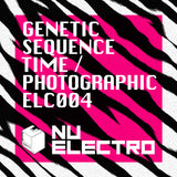 ELC004 - Genetic Sequence - Photographic b/w Time [2004]