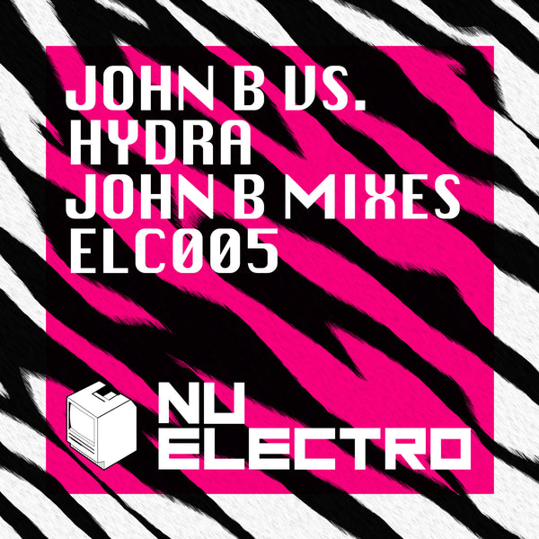 ELC005 - John B vs. Hydra Breaks - Watch The Smoke Rise b/w On A Mission [2005]