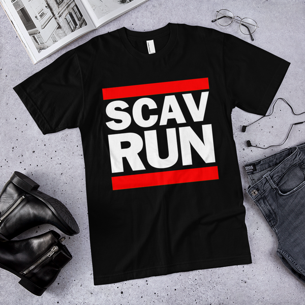 SCAV RUN | Escape from Tarkov Inspired | Classic Adult T-Shirt