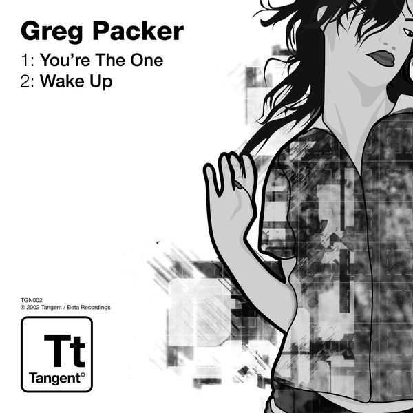 TGN002 - Greg Packer - You're The One b/w Wake Up [2002]