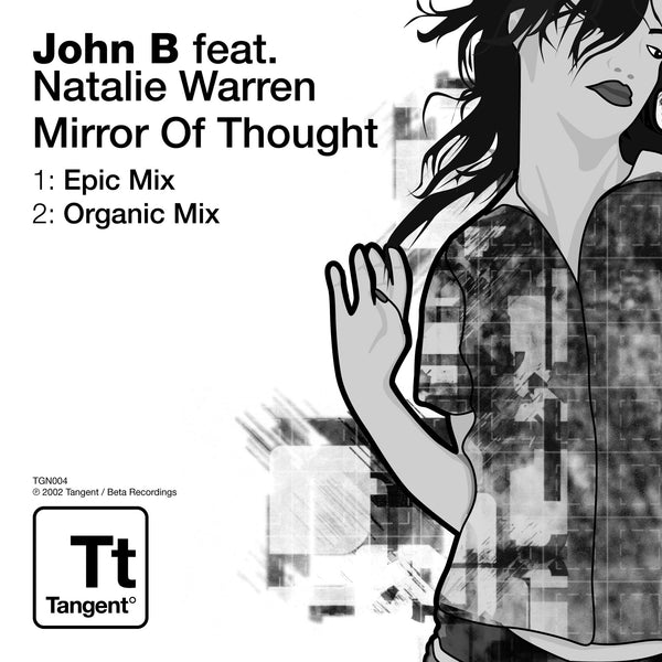TGN004 - John B ft. Natalie Warren - Mirror Of Thought [2002]