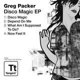 "TGN006 - Greg Packer - Disco Magic EP (2x12"" Vinyl) [2002]"