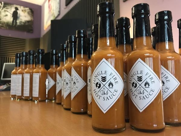 APOCALYPSE - JUNGLE FIRE HOT SAUCE