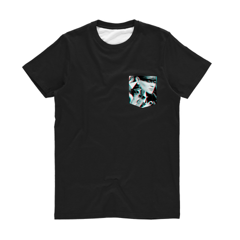 "John B ""Black Nails"" Classic Pocket T-Shirt"