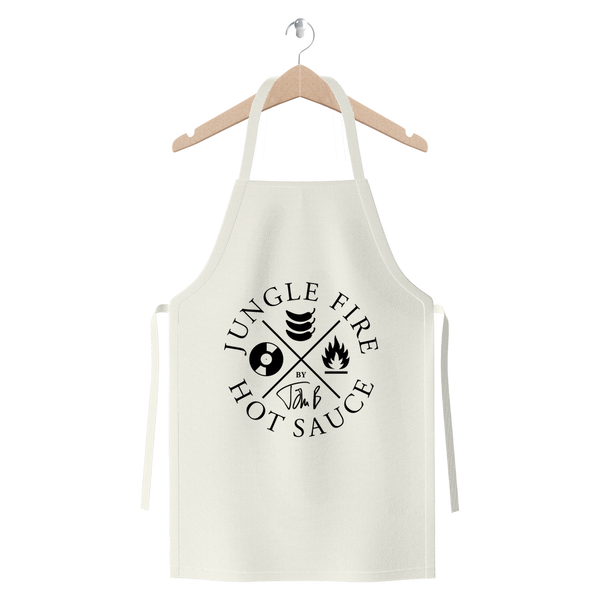 Jungle Fire Premium Jersey Apron