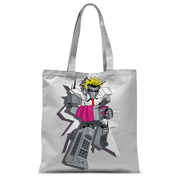 """ROBOT LOVER"" (Colour) Tote Bag"