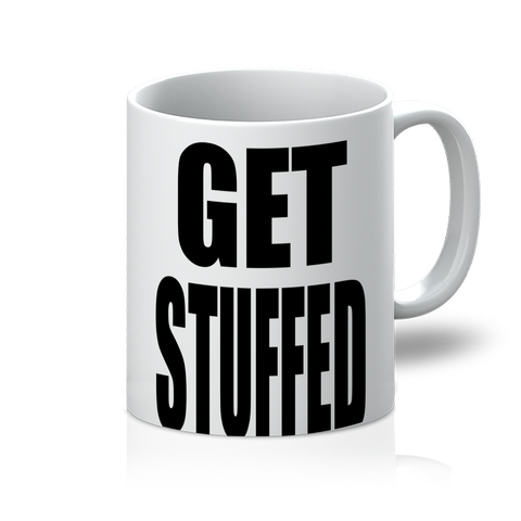 GET STUFFED 11oz Mug