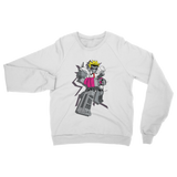 """ROBOT LOVER"" (Colour) Classic Adult Sweatshirt"